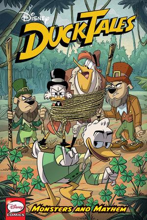 DuckTales: Monsters and Mayhem by Steve Behling, Joey Cavalieri and Joe Caramagna