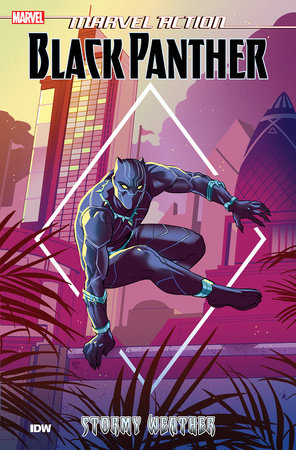Marvel Action: Black Panther: Stormy Weather (Book One) by Kyle Baker