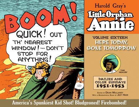 Complete Little Orphan Annie Volume 16 by Harold Gray