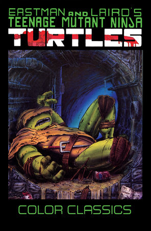 Teenage Mutant Ninja Turtles Color Classics, Vol. 3 by Kevin Eastman, Peter Laird and Mark Martin