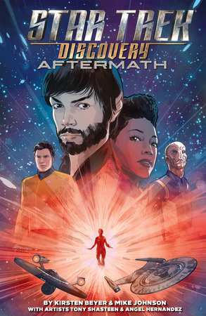 Star Trek: Discovery - Aftermath by Kirsten Beyer and Mike Johnson