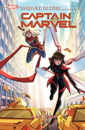 Marvel Action: Captain Marvel: A.I.M. Small (Book Two) by Sam Maggs