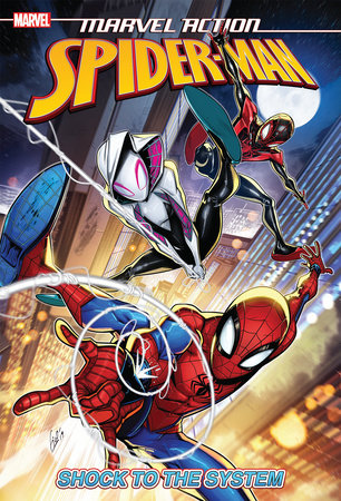 Marvel Action: Spider-Man: Shock to the System (Book Five) by Brandon Easton
