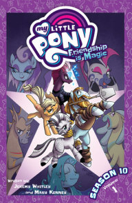 My Little Pony: Friendship is Magic Season 10, Vol. 1