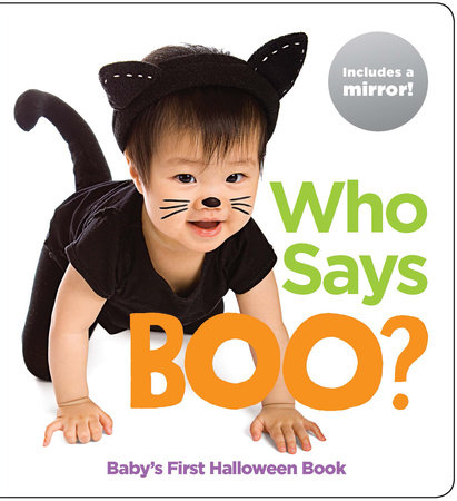Who Says Boo? by