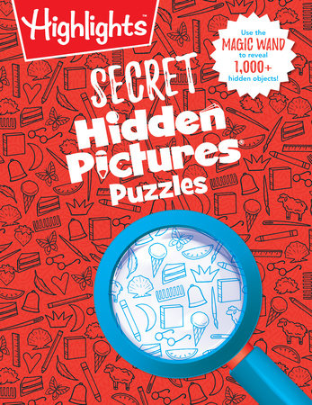 Secret Hidden Pictures® Puzzles by
