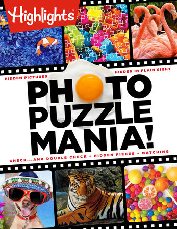 Photo Puzzlemania!(TM) by