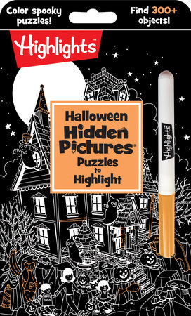 Halloween Hidden Pictures® Puzzles to Highlight by
