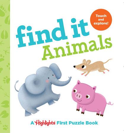 Find It Animals by