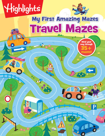 Travel Mazes by