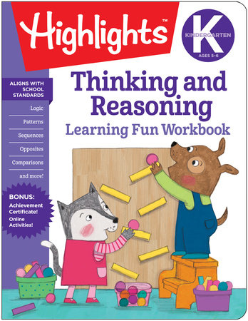 Kindergarten Thinking and Reasoning by
