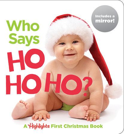 Who Says Ho Ho Ho? by