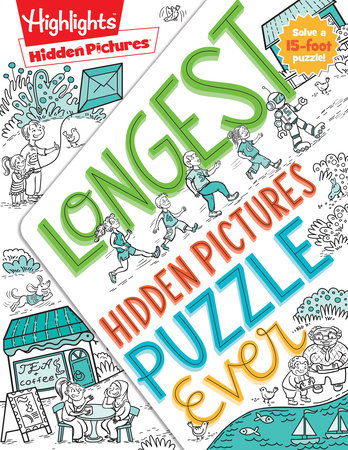 Longest Hidden Pictures® Puzzle Ever by
