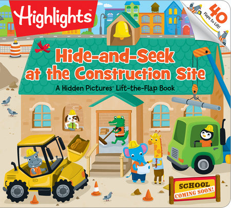 Hide-and-Seek at the Construction Site by