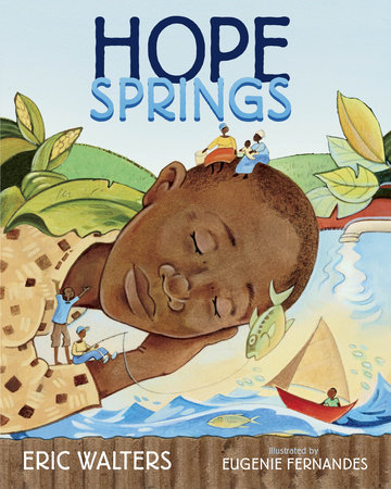 Hope Springs by Eric Walters