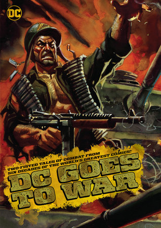 DC Goes to War by Various