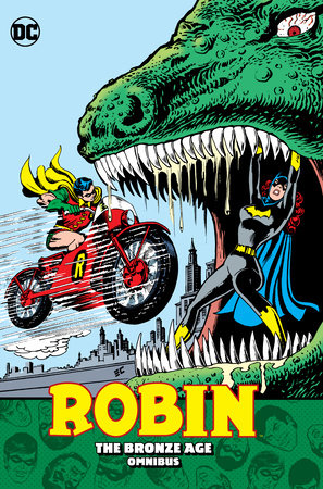 Robin: The Bronze Age Omnibus by Gardner Fox and Bob Haney