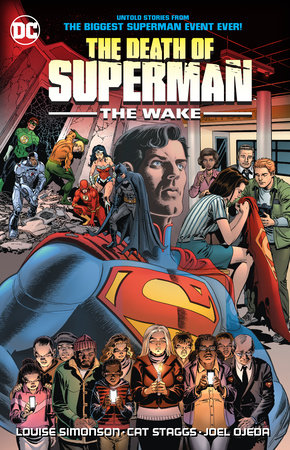 The Death of Superman: The Wake by Louise Simonson
