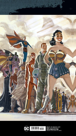 Absolute DC: The New Frontier 15th Anniversary Edition by Darwyn Cooke