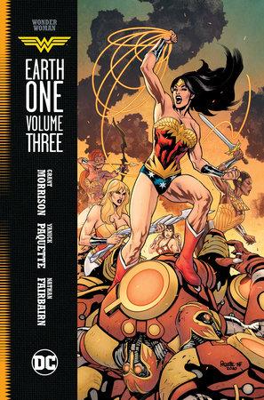Wonder Woman: Earth One Vol. 3 by Grant Morrison