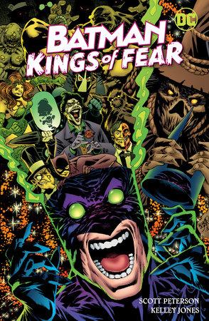 Batman: Kings of Fear by Scott Peterson