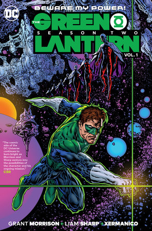 The Green Lantern Season Two Vol. 1 by Grant Morrison