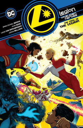 Legion of Super-Heroes Vol. 2: The Trial of the Legion by Brian Michael Bendis