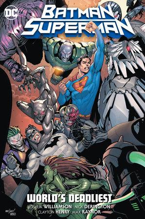 Batman/Superman Vol. 2: World's Deadliest by Joshua Williamson