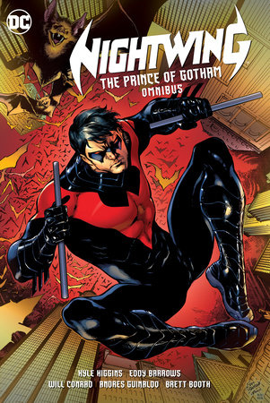 Nightwing: The Prince of Gotham Omnibus by Kyle Higgins