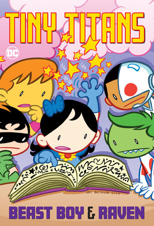 Tiny Titans: Beast Boy & Raven by Art Baltazar and Franco Aureliani