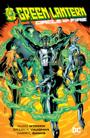 Green Lantern: Circle of Fire by Judd Winick