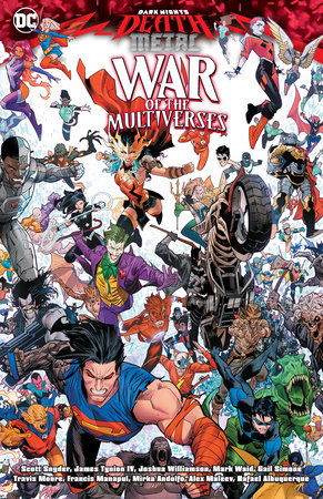 Dark Nights: Death Metal: War of the Multiverses by Various