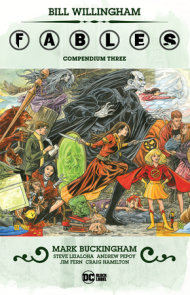 Fables Compendium Three