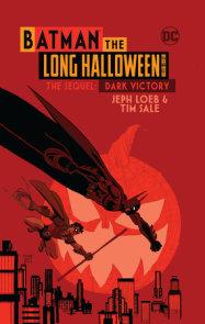 Batman The Long Halloween Deluxe Edition The Sequel: Dark Victory