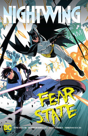 Nightwing Vol. 2: Fear State by Tom Taylor