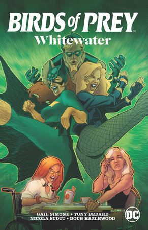 Birds of Prey: Whitewater by Various