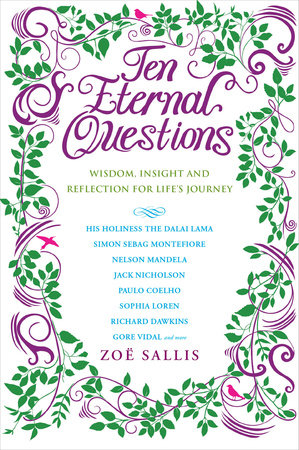 Ten Eternal Questions by Zoe Sallis