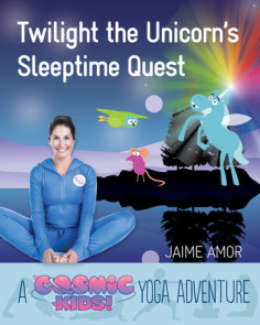 Twilight the Unicorn's Sleepytime Quest