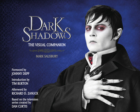 Dark Shadows: The Visual Companion by Mark Salisbury