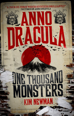 Anno Dracula - One Thousand Monsters by Kim Newman