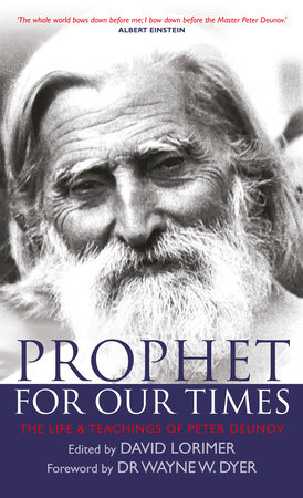 Prophet for Our Times by David Lorimer