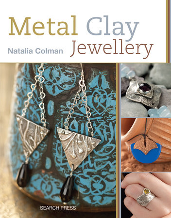 Metal Clay Jewellery by Natalia Colman