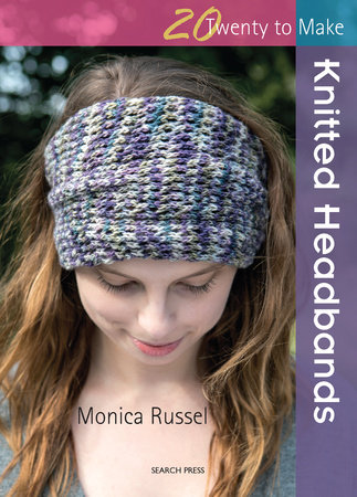 Knitted Headbands by Monica Russel