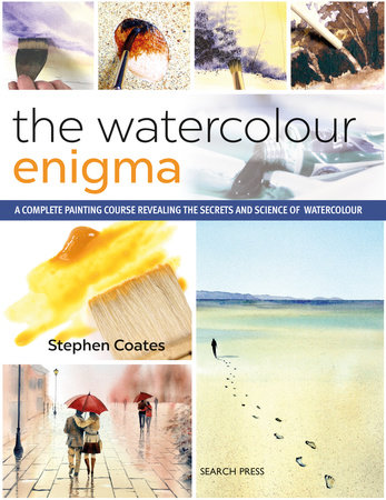 Watercolour Enigma, The by Stephen Coates