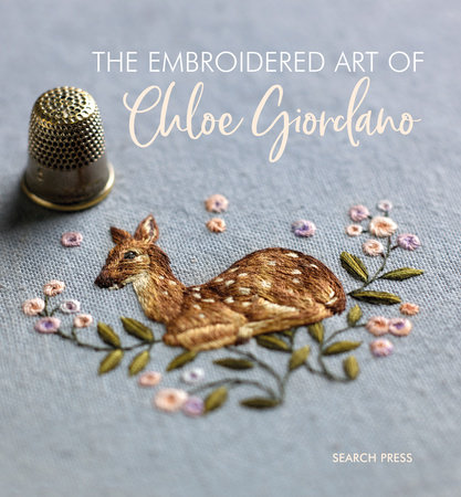 The Embroidered Art of Chloe Giordano by Chloe Giordano