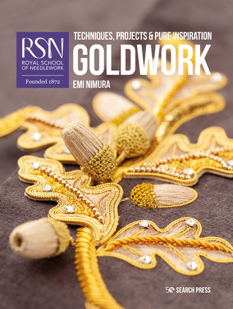 RSN: Goldwork by Emi Nimura