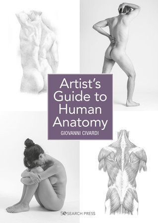 Artist's Guide to Human Anatomy by Giovanni Civardi