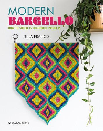 Modern Bargello by Tina Francis