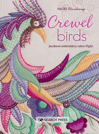 Crewel Birds by Hazel Blomkamp