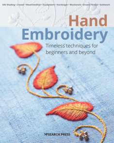 Beginner's Guide to Hand Embroidery